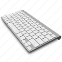 apple, computer, device, keyboard icon