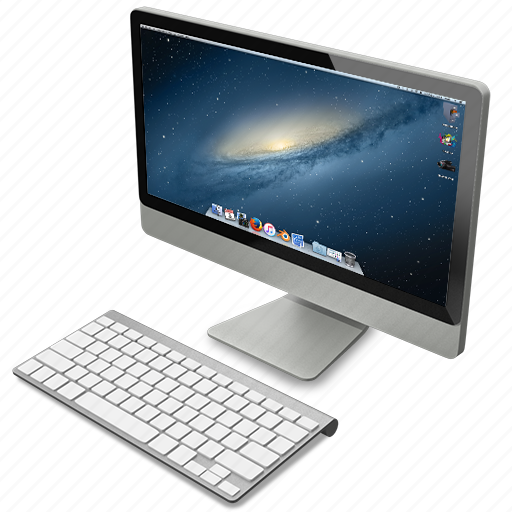 computer desktop icons mac