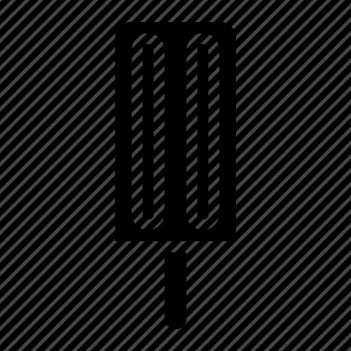 bar, ice cream, popsicle, stick icon