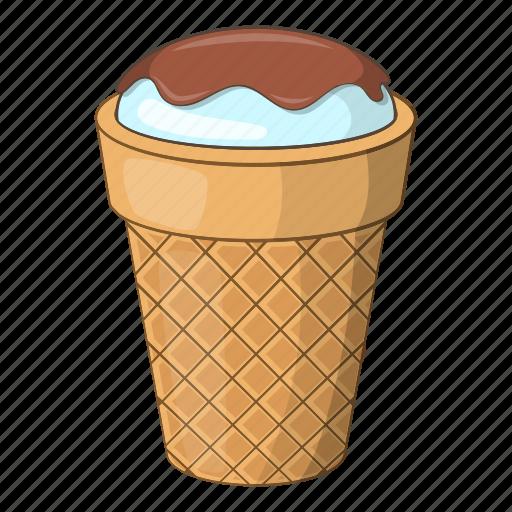 Ball, bowl, ice, design, delicious, cartoon, cream icon