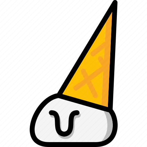 colour, cone, cream, dropped, lollies, ultra icon