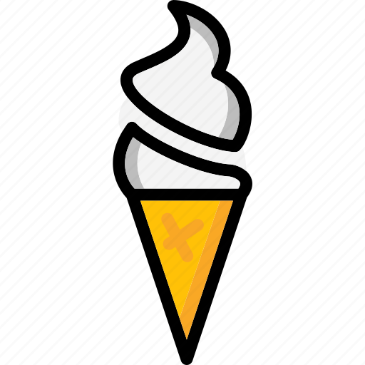 colour, cone, ice, lollies, mr, ultra, whippy icon