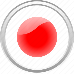 asean, asia, country, japan icon