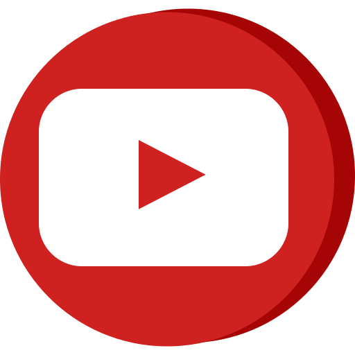media, network, social, video, web, youtube icon