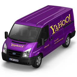 front, yahoo icon