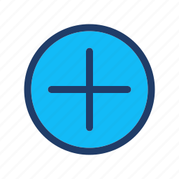 add, item, new, plus, positive icon