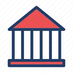 bank, business, money, payment icon