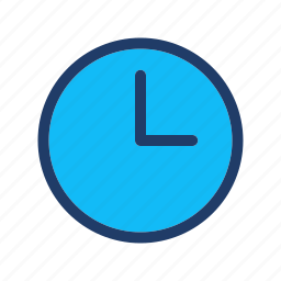 clock, realtime, timer, watch icon