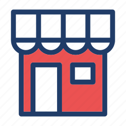 commerce, market, shop, store icon