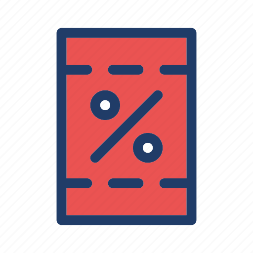 Coupon, discount, percent icon - Download on Iconfinder