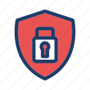 encryption, locked, safe, secure icon