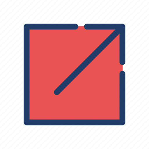 export, share icon