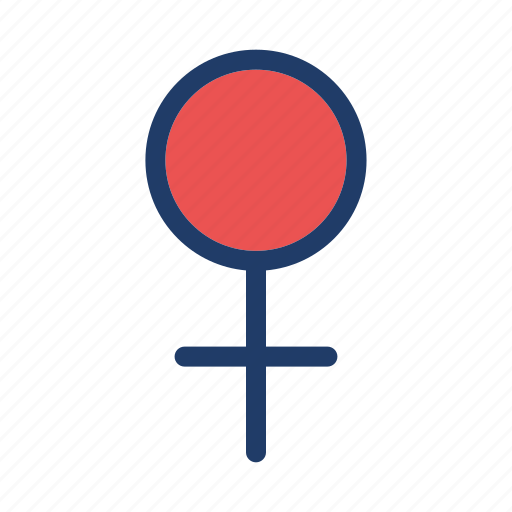 female, sex, sign icon
