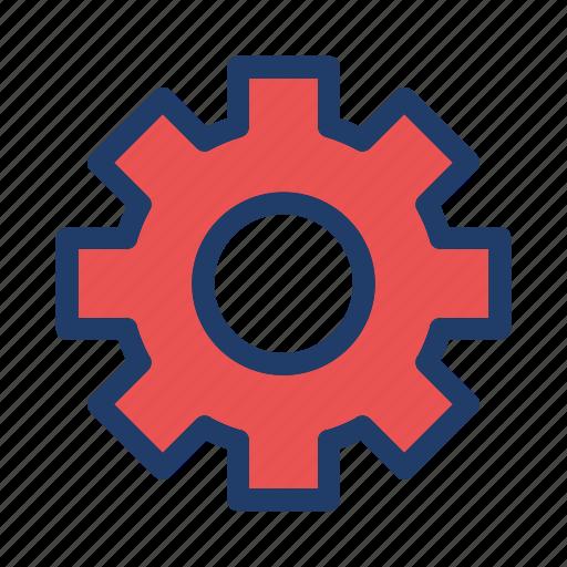 custom, gear, options, setting, settings icon