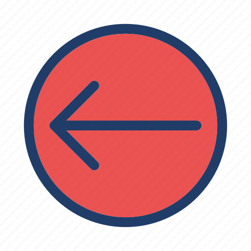 Left, move, arrow, direction icon - Download on Iconfinder