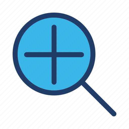 Magnify, more, plus, view, zoom icon - Download on Iconfinder