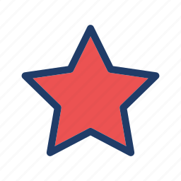 best, bookmark, famous, favorite, like, star icon