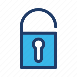 padlock, protection, secure, security, unlock icon