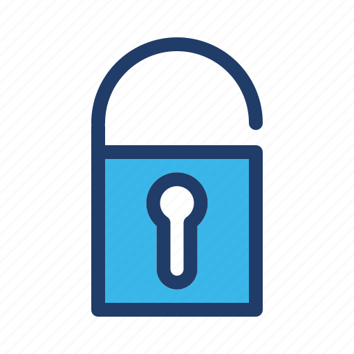 Unlock, padlock, protection, secure, security icon - Download on Iconfinder