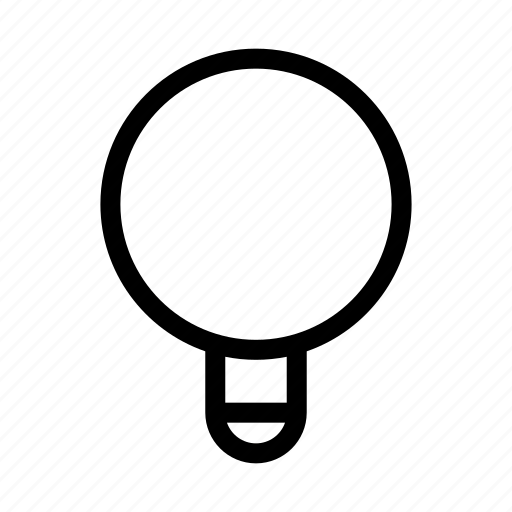 bulb, creative, idea, lamp, lightbulb icon