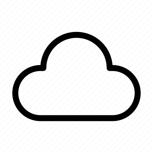 cloud, database, network, server, social, storage, weather icon