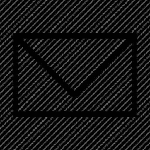 communication, envelope, letter, mail icon