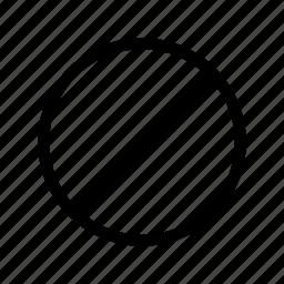 block, close, no, stop icon