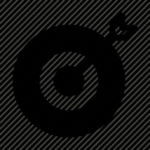 aim, goal, marketing, optimization, seo, target icon