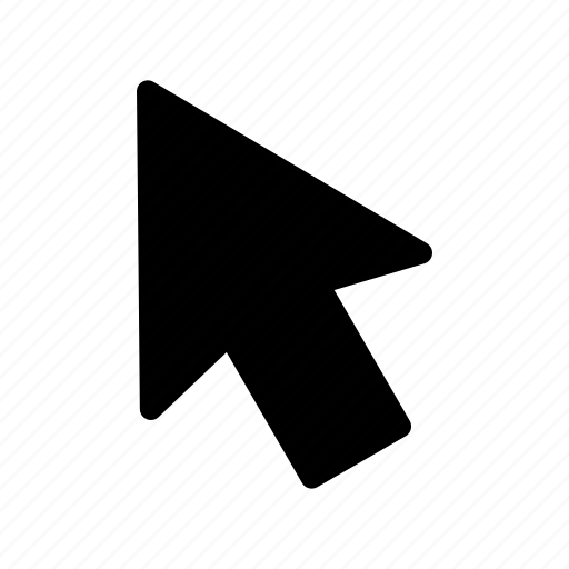 arrow, click, cursor, mose, pointer icon