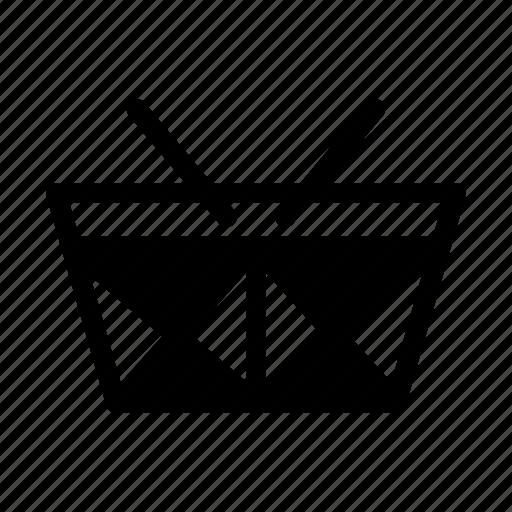 bag, basket, buy, checkout, shopping icon