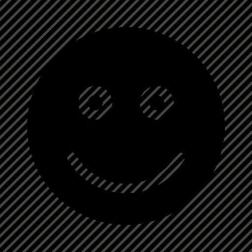 emoticon, expression, face, happy icon