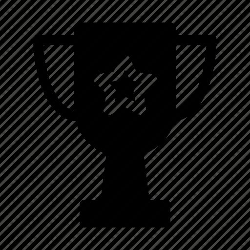 prize, star, trophy, winner icon