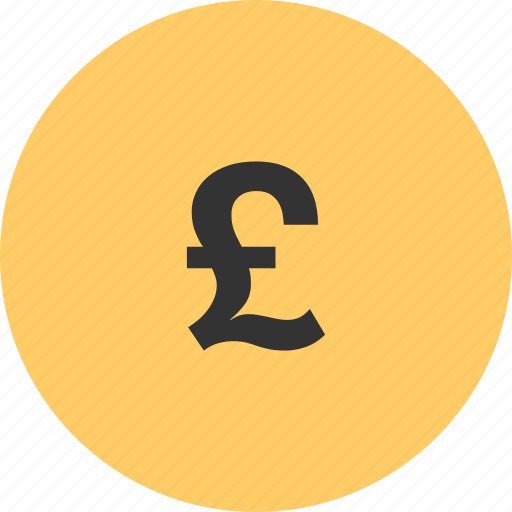 currency, gbp, pounds icon