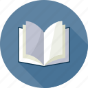 books, openbook, study, textbook icon