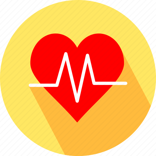 health, healthy, heart, heartbeat icon