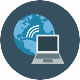 cloud, data, internet, sharing, wifi icon
