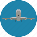 airplane, flight, plane, travel icon