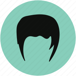 cutting, haircutting, hairstyle, saloon, shop icon