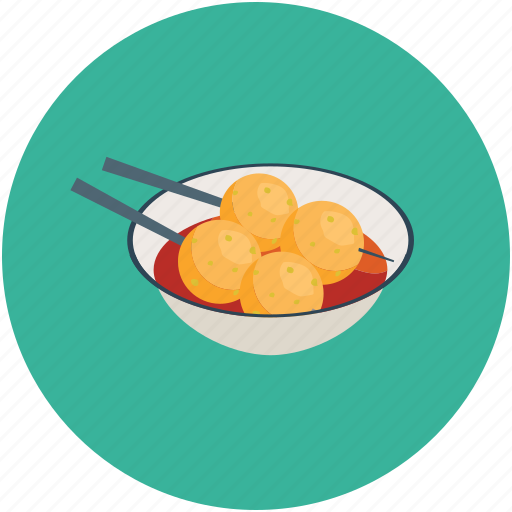 Dumplings, food, hungry, meatballs, resturant, sauce icon - Download on Iconfinder