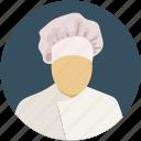 chef, cook, taste, food, artist icon