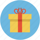 celebration, gift, happy, surprise icon