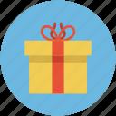 surprise, celebration, gift, happy icon