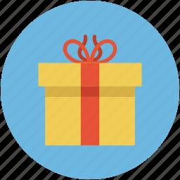 celebration, gift, happy, surprise icon
