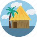 beach, enjoyment, family, holidays, resort, trip icon