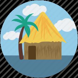 beach, enjoyment, family, holidays, resort, trip icon