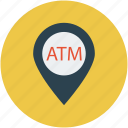 atm, atm locator, close, locator, maps, near, nearby icon