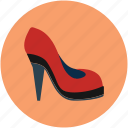cart, ecommerce, fashion, footware, heels, sale, shopping icon