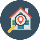 buy, home, homesearch, hotelsearch, maps, rent, sell icon
