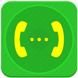 app, call, connect, dial, phone icon