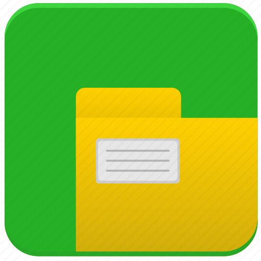 app, documents, folder, office, paper icon